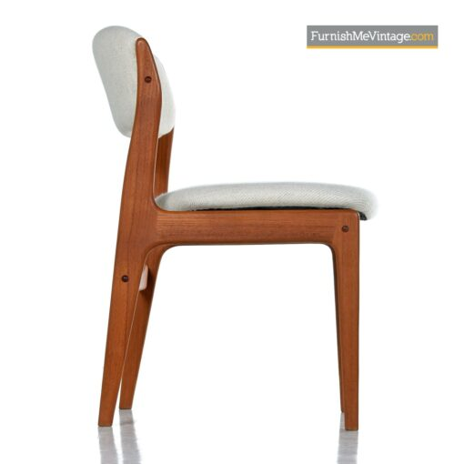 danish teak benny linden chairs
