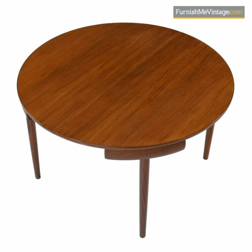 hans olsen roundette dining table