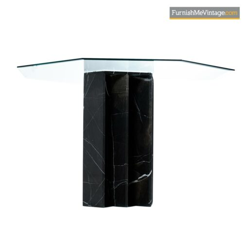 onyx marble modern dining table