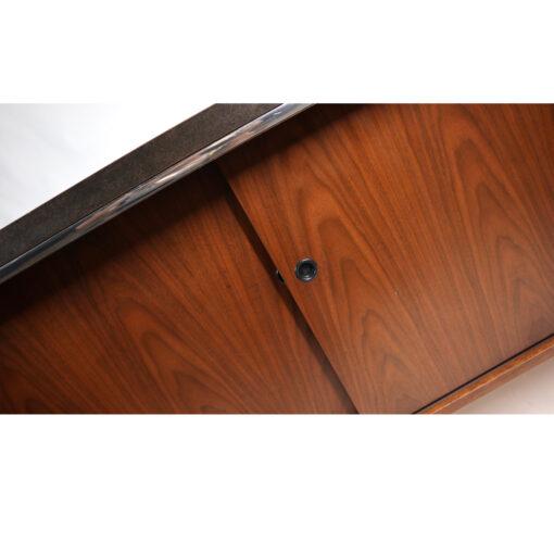 Biltrite mid-century modern filing cabinet office credenza
