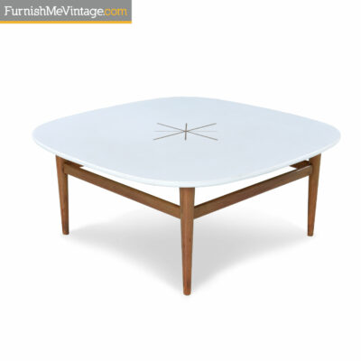 galloway starburst coffee table