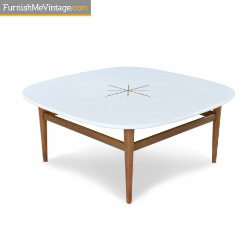 galloway starburst coffee table