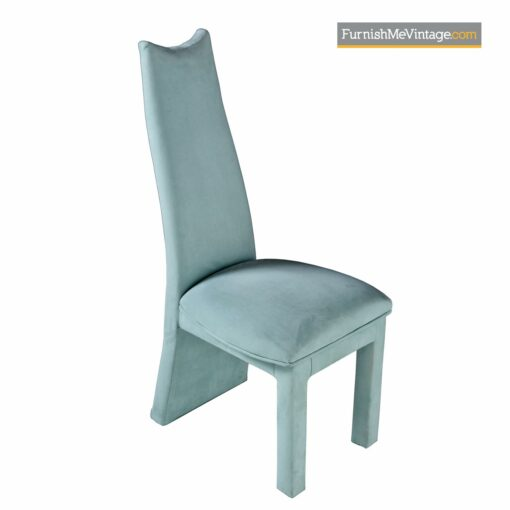 upholstered parsons highback dining chairs