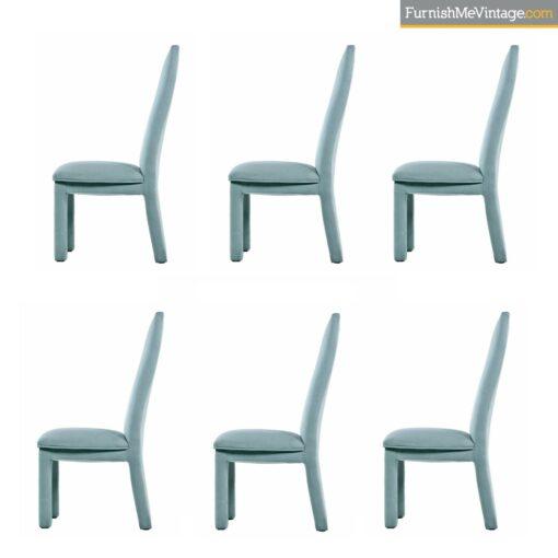 vintage highback parsons-chairs