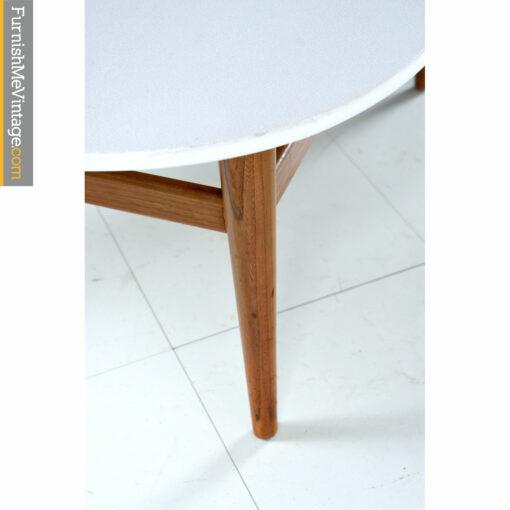 walnut table leg
