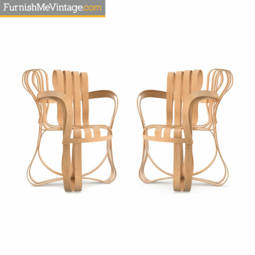 frank gehry cross check chairs