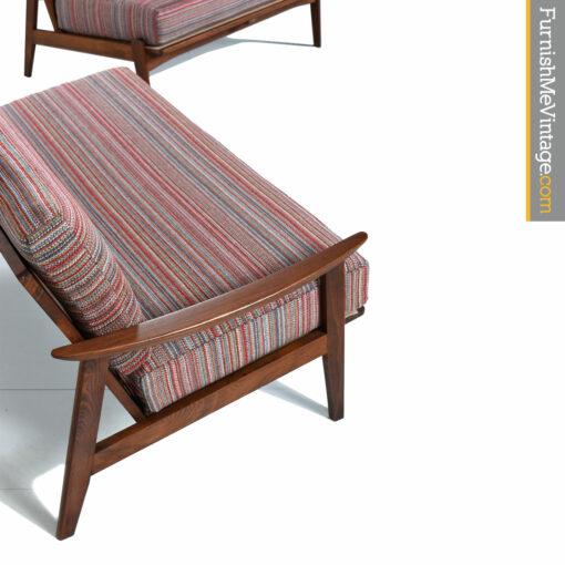 italian sectional sofa mid-century