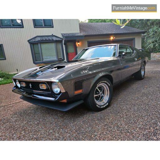 1972 Ford Mustang mach 1 cobra jet