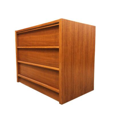 jesper danish teak chest of drawers