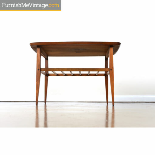 lane accent two tiered table