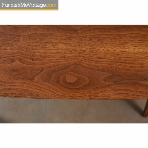 retro walnut wood