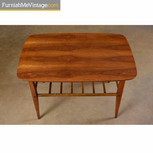 side table lane accent