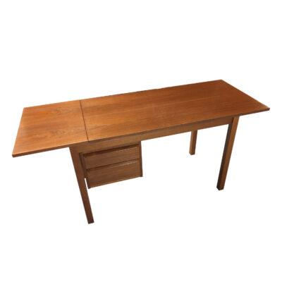 G.V. Mobler Danish expanding teak desk
