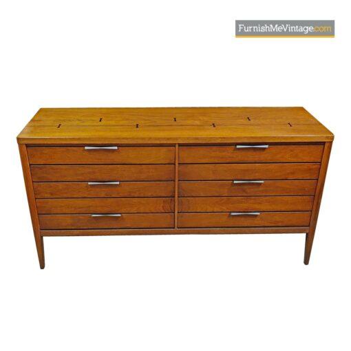 lane tuxedo rosewood bowtie dresser