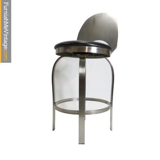 stainless steel counter height stools