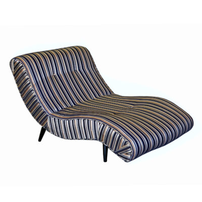 Adrian Pearsall wave chaise lounge