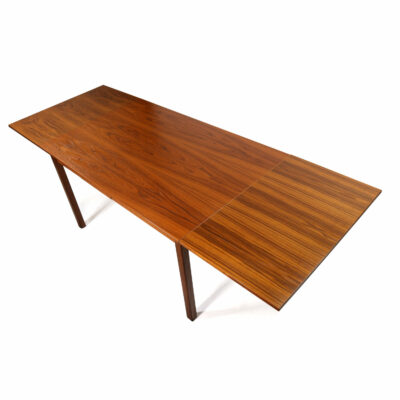 BRDR Furbo Danish teak expanding dining table