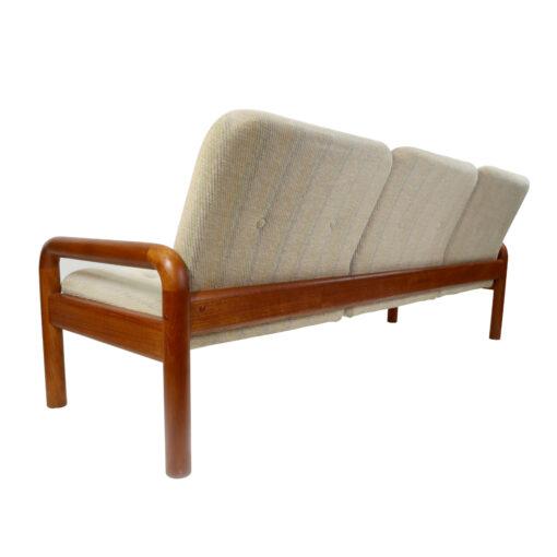 Danish Modern DScan teak sofa