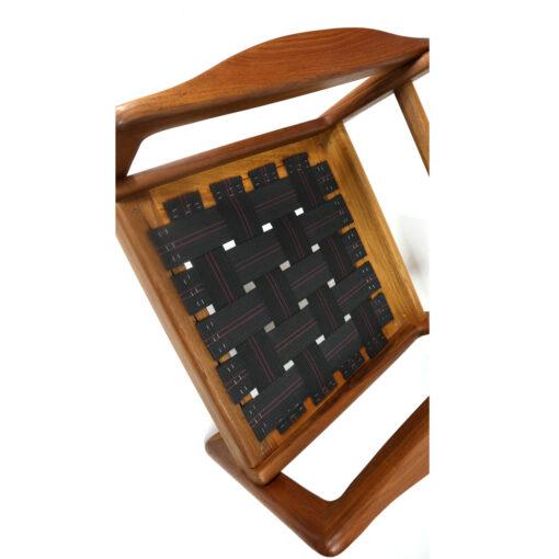 Sun Cabinet Danish Armchair Solid Teak