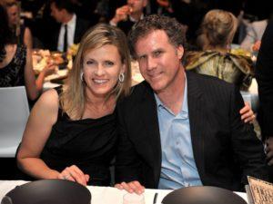 Will Ferrell and Wife Viveca Paulin-Ferrell
