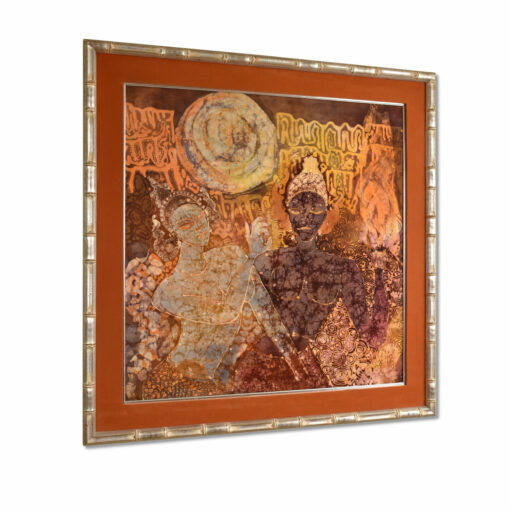 Batik is very important to Indonesians and many people would wear it to formal or casual events. Batik is commonly used by Indonesians in various rituals, ceremonies, traditions, celebrations, and even in daily uses.[