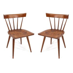 Pair of Paul McCobb for Winchendon Planner Group Dining Chairs