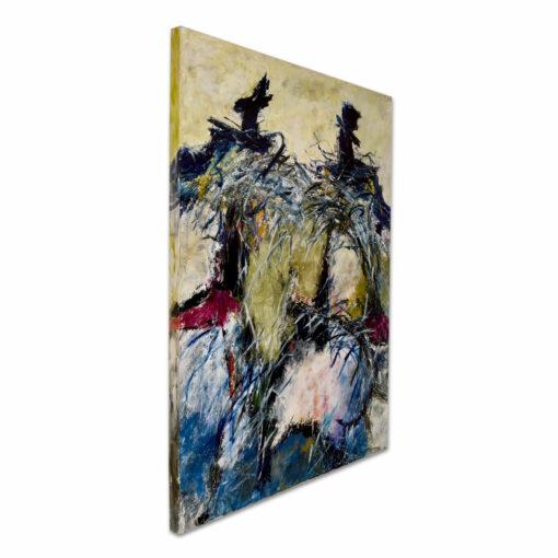 Yolanda Wassenhove painting