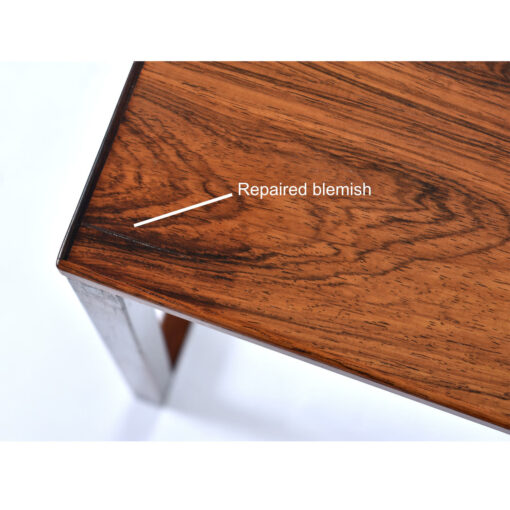 Kai Kristiansen cube rosewood nesting tables