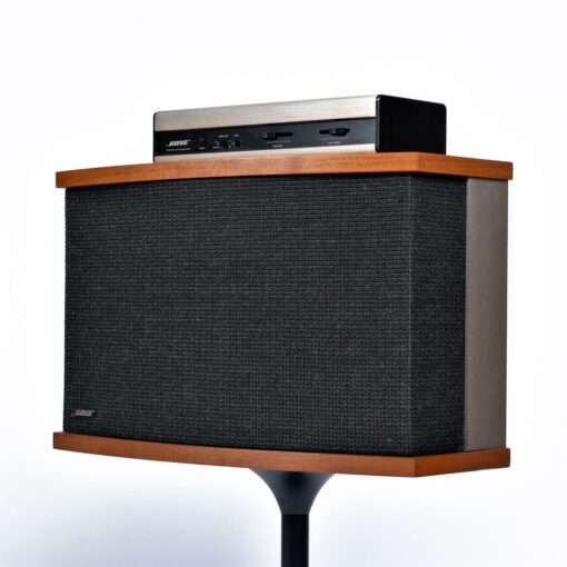 Bose 901 Series V Speakers with Tulip Stands and Equalizer