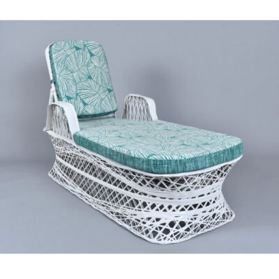 vintage Russell Woodard Outdoor Chaise lounge