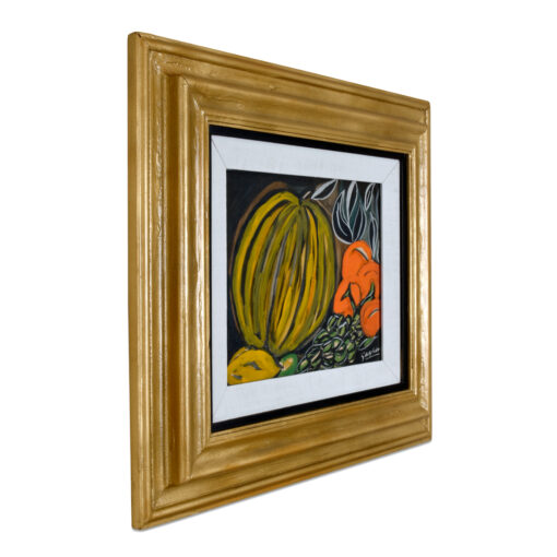 Louis Albert Gayrin Fruit Still Life Painting