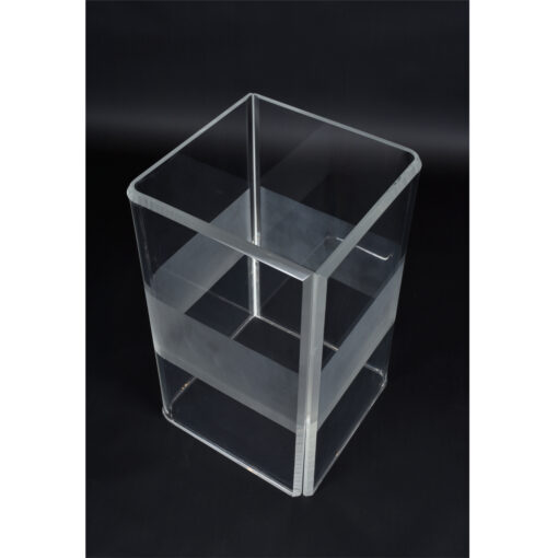 Lucite table bases